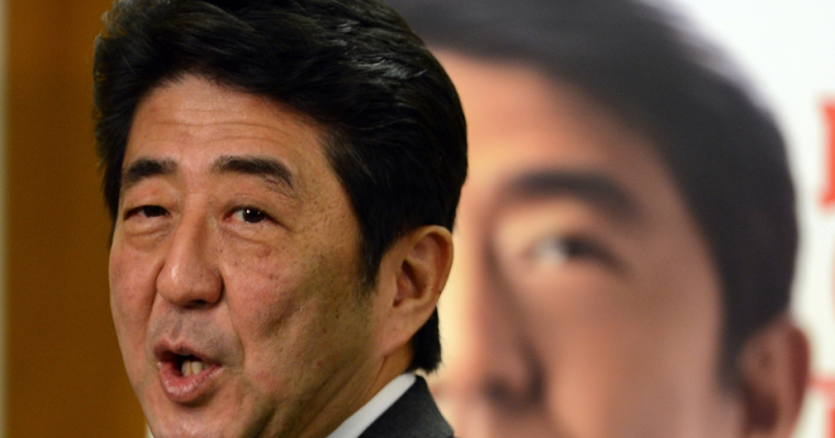 After his sweeping election victory, incoming Japanese prime minister Shinzo Abe said this week that there can be no compromise on the sovereignty of the Senkaku islands.</p>