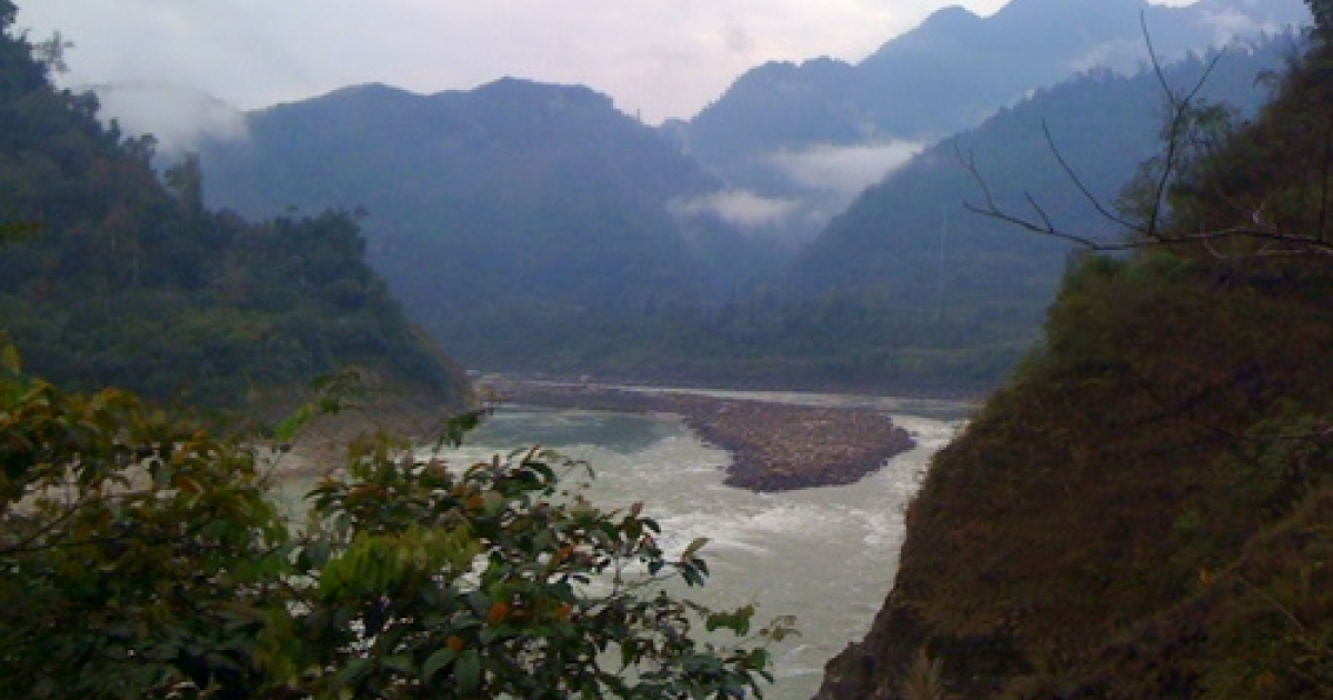 Siang River, Arunachal Pradesh: More than 150 hydroelectric power projects are proposed for the northeastern Indian state of Arunachal Pradesh despite concerns about their impact on the environment and local cultures.</p>