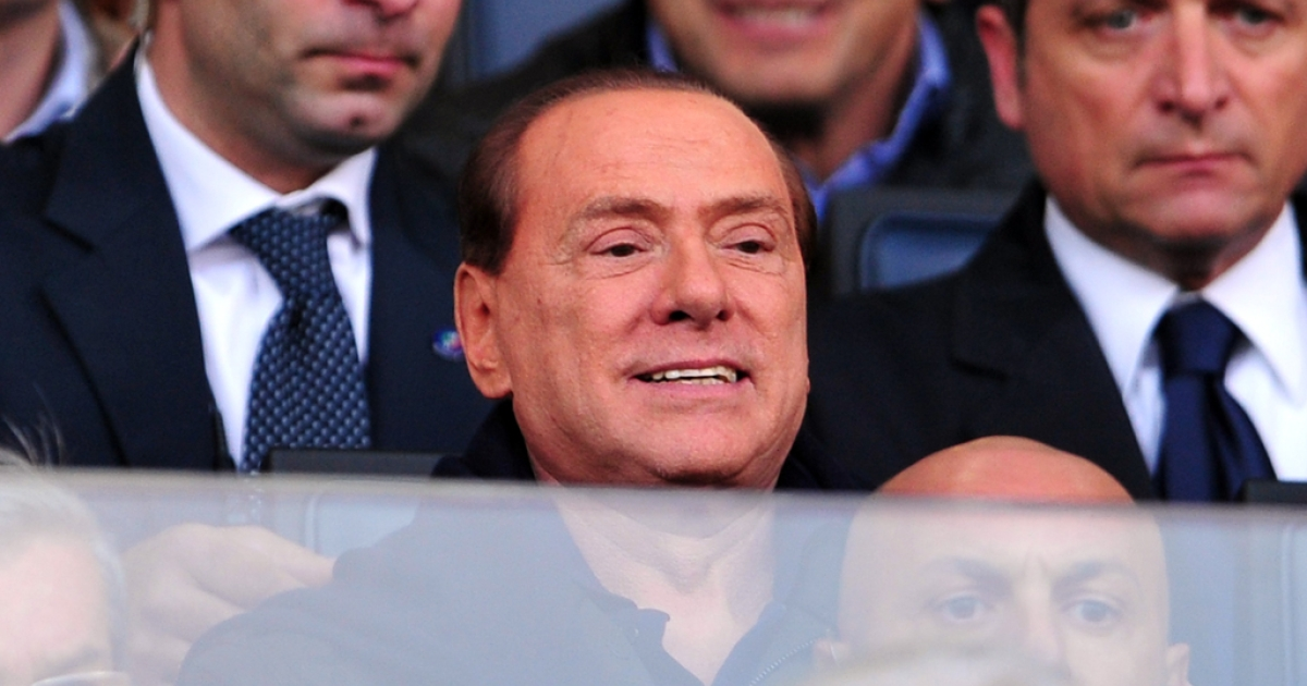 Former Italian Prime Minister Silvio Berlusconi made a rare appearance in court on April 20, 2012 to hear prosecution witnesses in his trial for allegedly having sex with an underage prostitute and using his position to cover it up.</p>