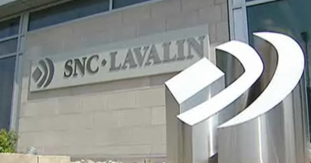 RCMP officers raided Montreal engineering company SNC-Lavalin on Friday, April 13, 2012. The company is embroiled in scandals and allegations involving projects in Libya and Bangladesh.</p>