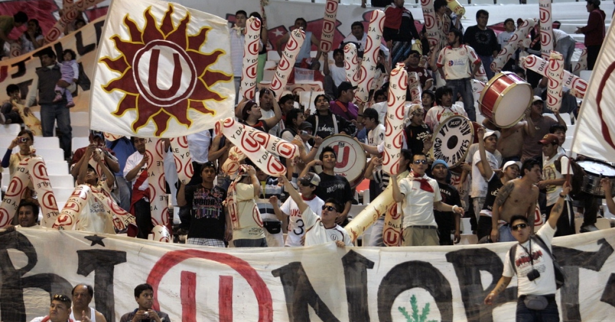 Critics say some Peruvian soccer fans have crossed the line.</p>