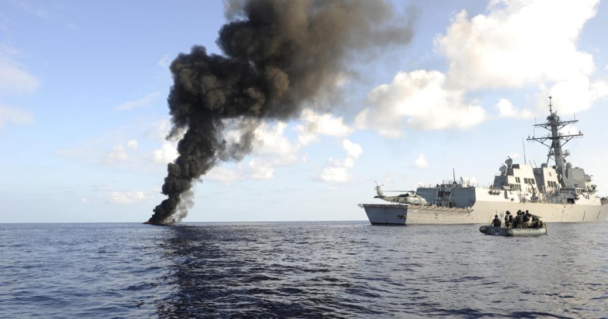 Pirate attacks around the Somali coast decreased sharply this November.</p>