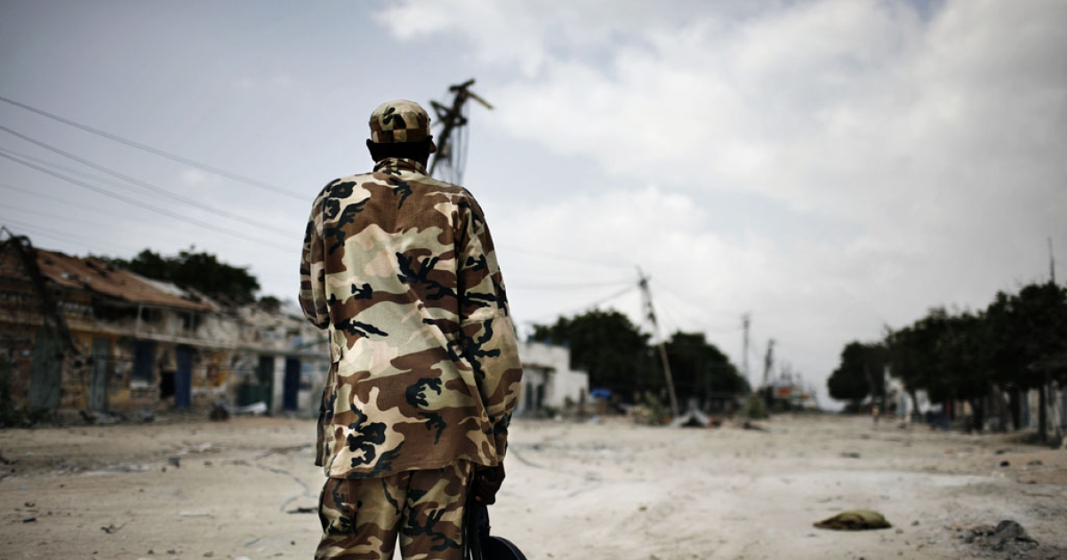 War-torn Mogadishu has been a focus of CIA activity in the past, now a report in a US magazine says the agency is once more operating in the city.</p>