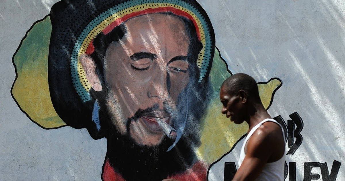 A song from late reggae musician Bob Marley is being used to raise funds to raise funds to help the hungry in Somalia's famine.</p>