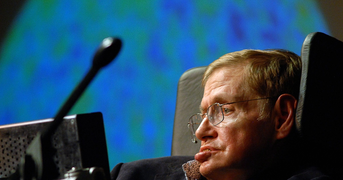 The celebrity scientist and black hole expert, who was given just months to live after being diagnosed in 1963 with a form of Motor Neuron Disease, will address a daylong conference on cosmology.</p>