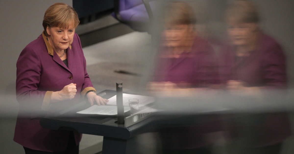 Can Angela Merkel save Europe? Will she?</p>