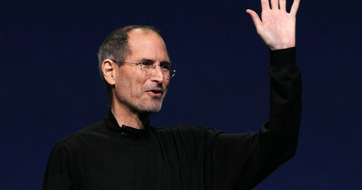Steve Jobs, the co-founder of Apple, died on Oct. 5, 2011.</p>