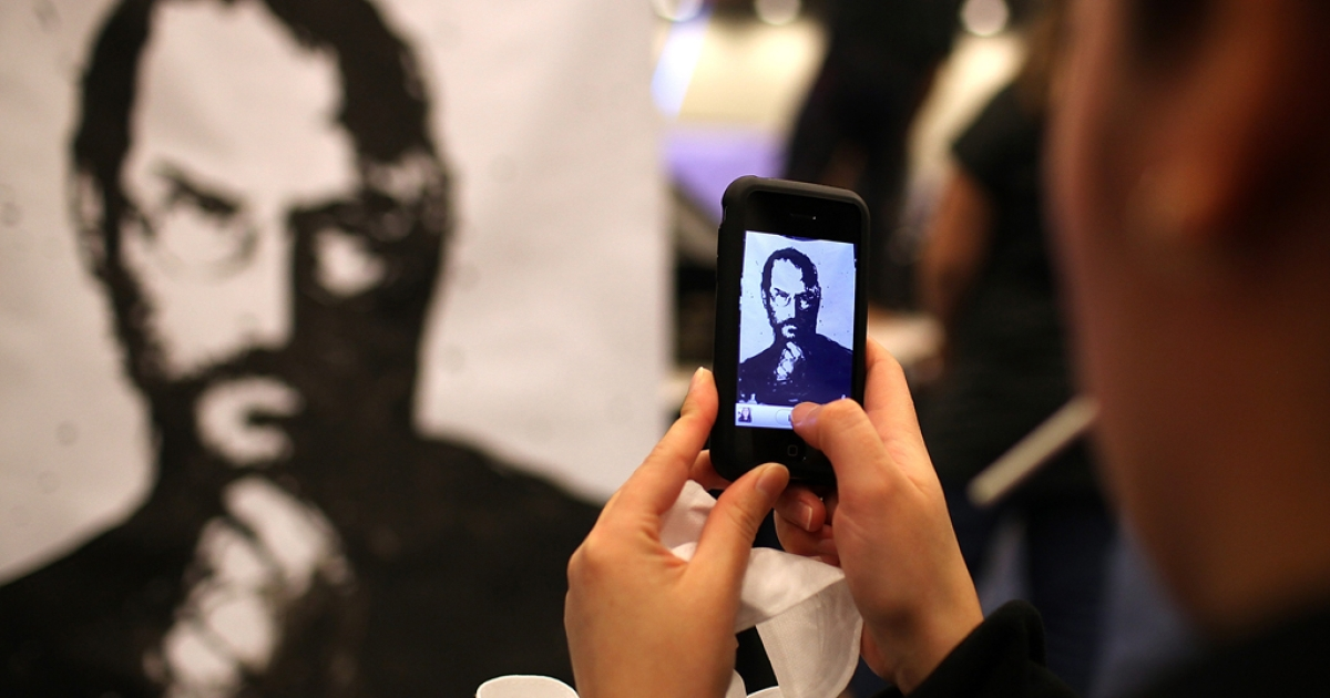 The FBI released a 191-page file on the late Apple founder and CEO Steve Jobs on Thursday.</p>