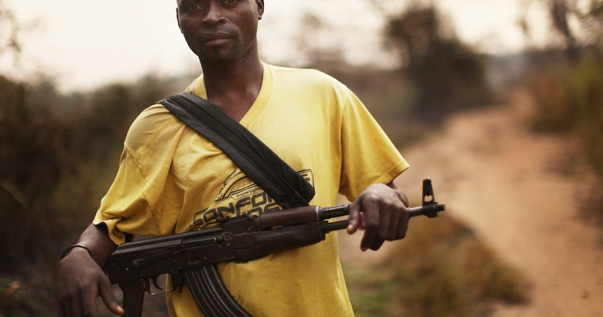 Clashes in Sudan have rekindled since South Sudan's independence in July.  A member of the Sudanese People's Liberation Army poses in the countryside on Jan. 15, 2011, in Yambio, South Sudan.</p>