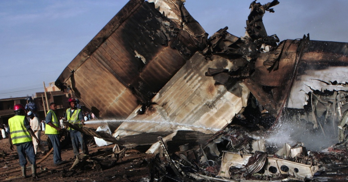 A plane crash in Sudan has killed 32 government officials.</p>