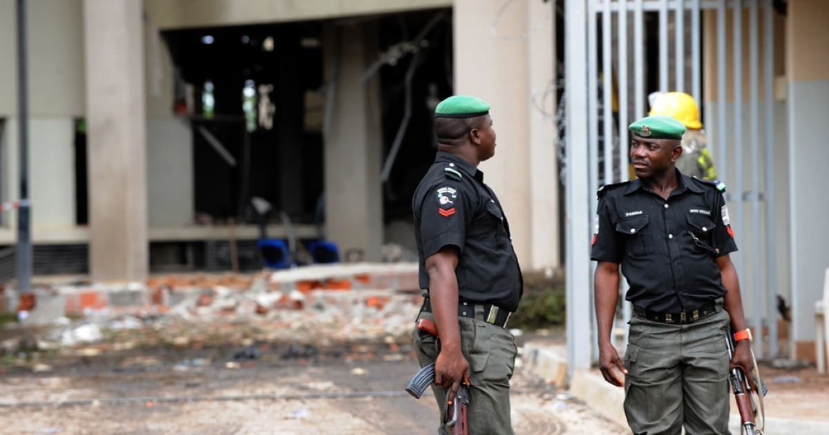 Suicide bombers are now targeting military bases in Nigeria.</p>