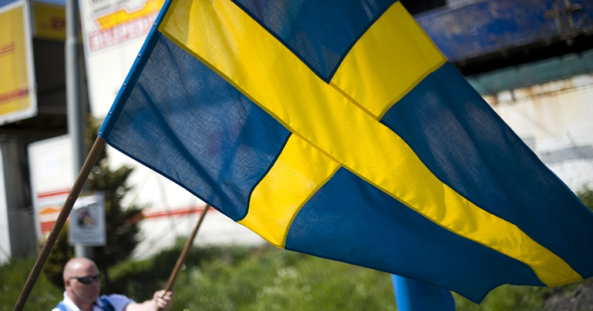 Sweden's Twitter account, which is handed off to an ordinary Swede every week, posted some controversial tweets about Hitler and Jews on the week of June 11, 2012.</p>