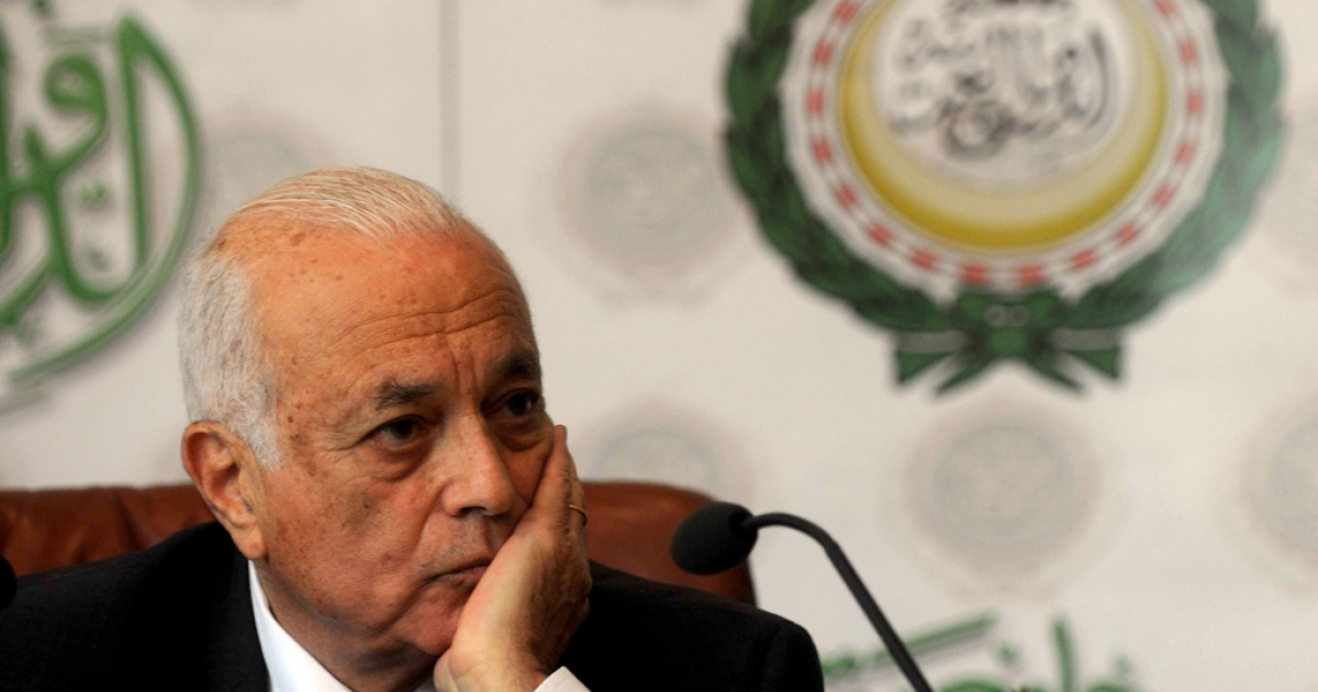 Nabil al-Araby, Secretary General of the Arab League, optimistic during meetings in Damascus, while others doubt reforms are possible.</p>
