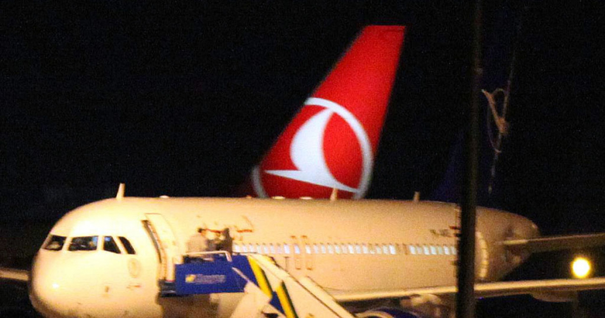 Russia accused Turkey of endangering lives by forcing a Syrian passenger jet to land.</p>