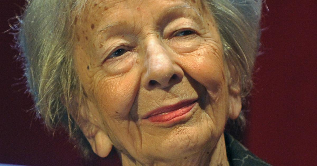 Polish poet Wislawa Szymborska, who has died aged 88</p>