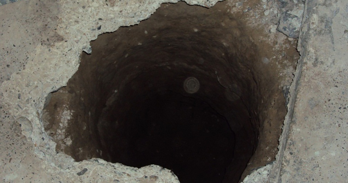 Escape route or stage set? The Afghan justice minister insists that this tunnel was not used to help Taliban detainees escape from Kandahar's Sarposa Prison.</p>