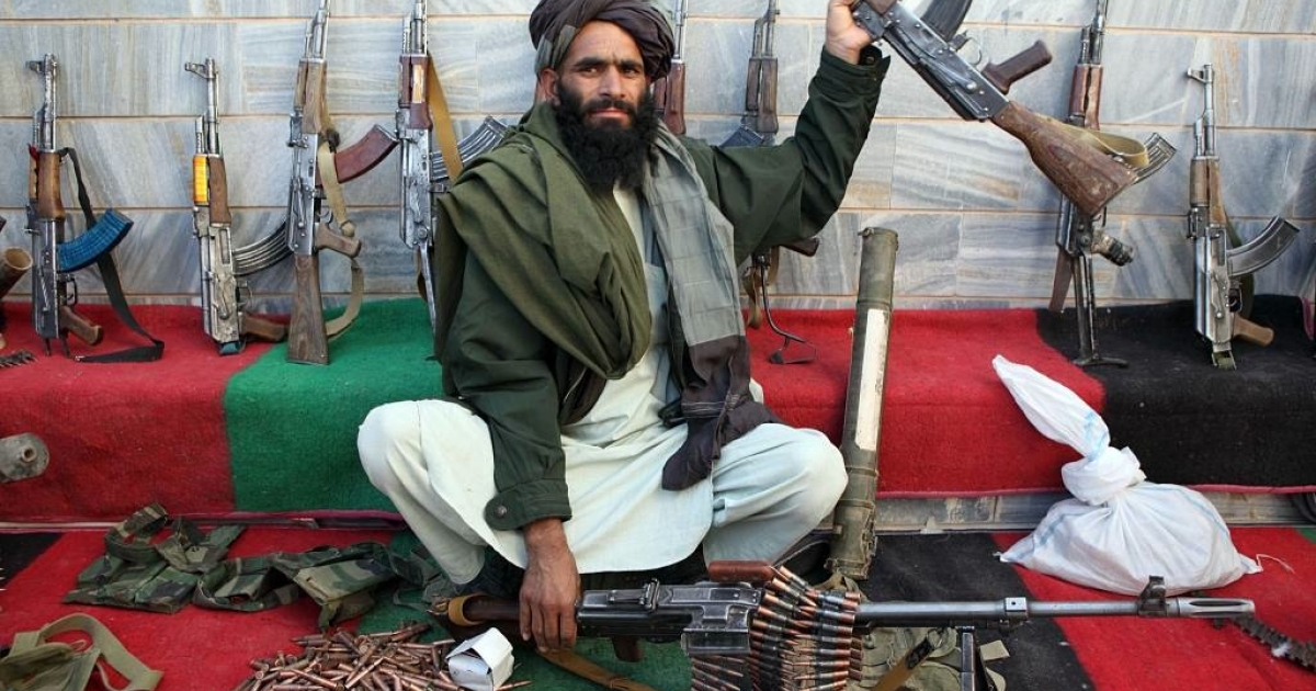 U.S. money set aside for trucking companies has turned up in the hands of Taliban insurgents who use the money to buy weapons.  The money is first used by companies to bribe Afghani police for safe travel throughout Afghanistan.  Then corrupt officials hand the money over to Taliban members.</p>