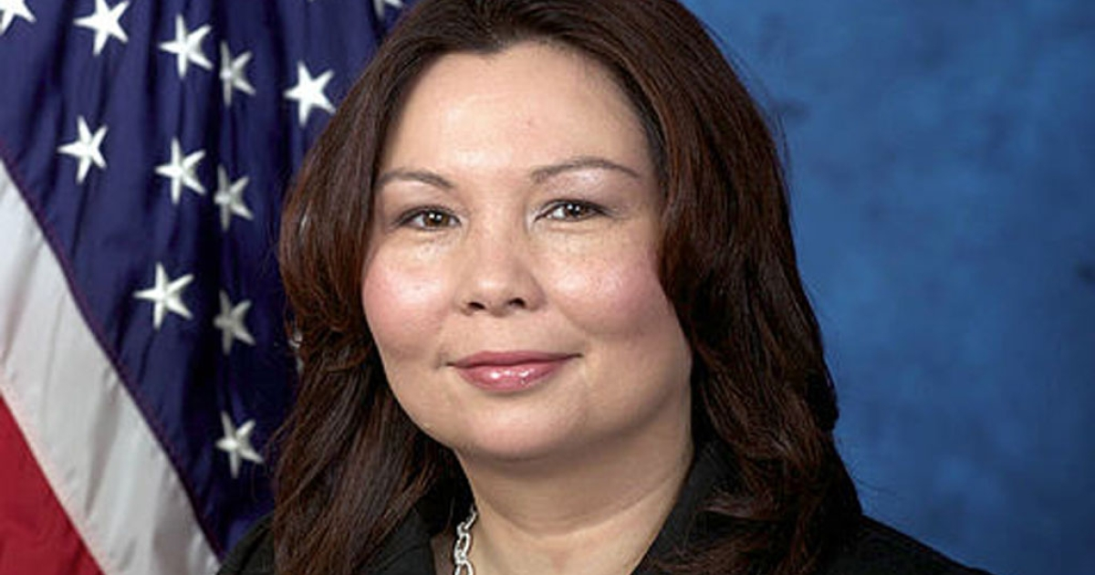 Tammy Duckworth</p>