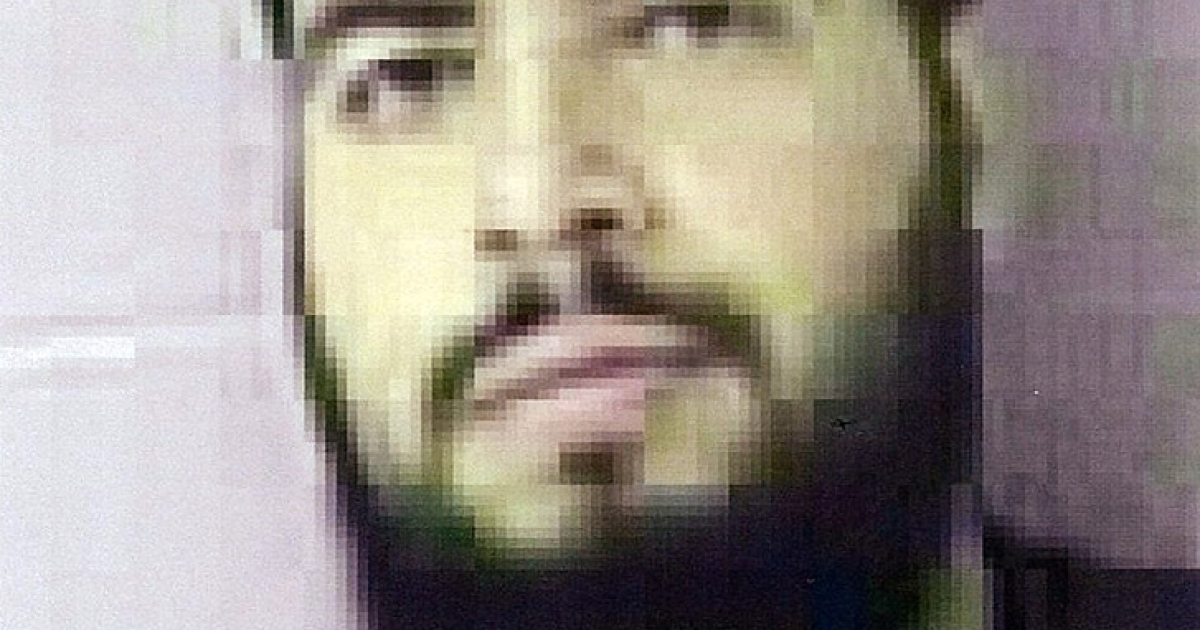 In this handout image provided by the Sudbury Police Department, Tarek Mehanna poses for a mugshot photo October 21, 2009. Mehanna was arrested on federal terrorism charges.</p>
