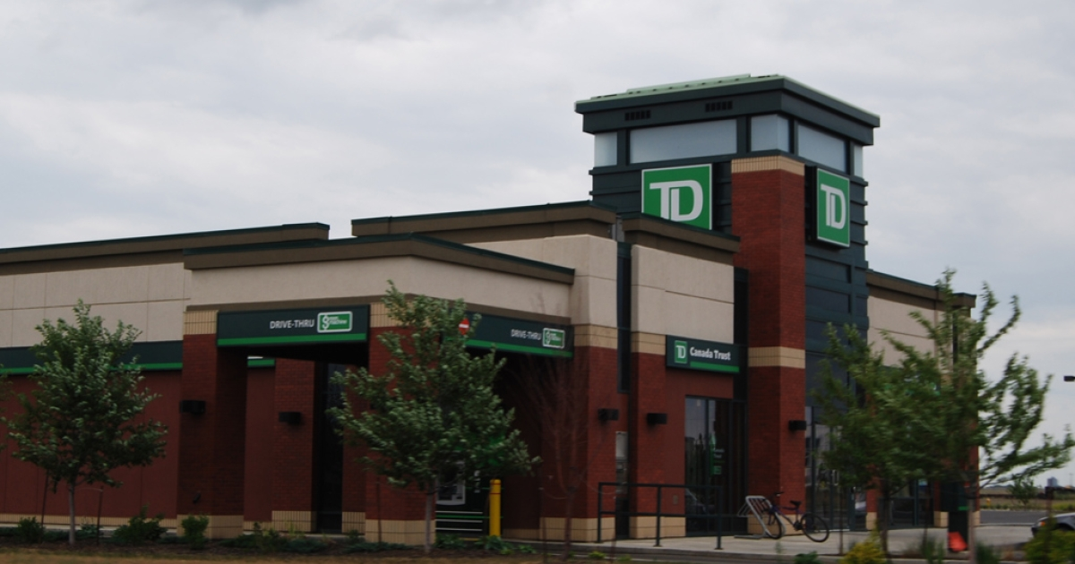 Toronto Dominion (TD) bank among the strongest banks in the world according to a ranking by Bloomberg.</p>