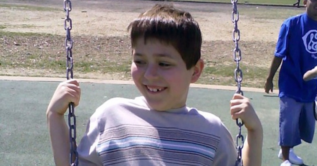 Akian Chaifetz was bullied by teachers in his special-needs classroom at Horace Mann Elementary School in Cherry Hill, New Jersey.</p>