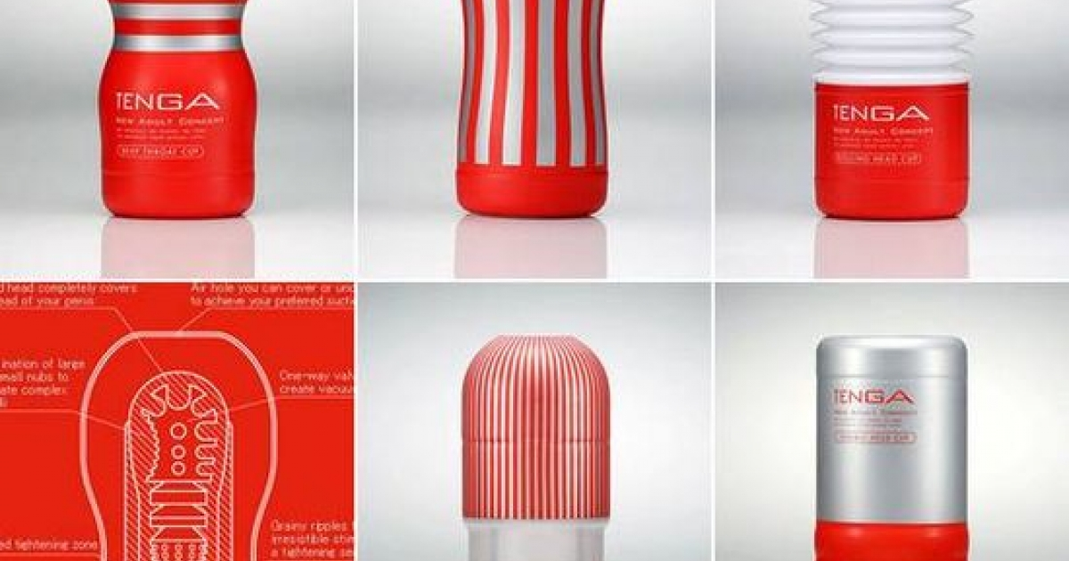 Tenga's popular line-up of disposable masturbation products aimed to simulate -- if improve -- the feel of the vagina.</p>