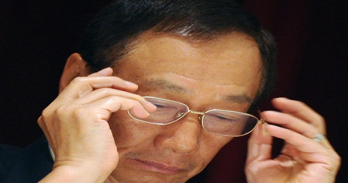 Terry Gou, founder of Hon Hai (Foxconn), said his hired 'animals' give him a 'headache'.</p>
