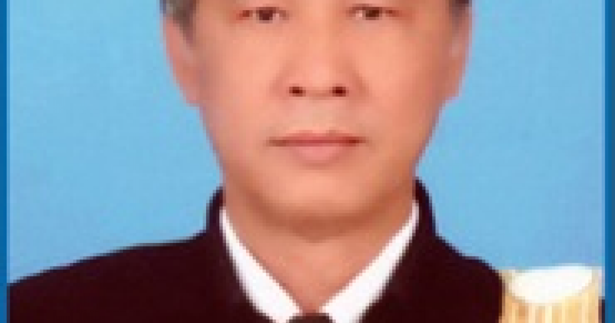 Thai senator Boonsong Kowawisarat, reportedly accused of an