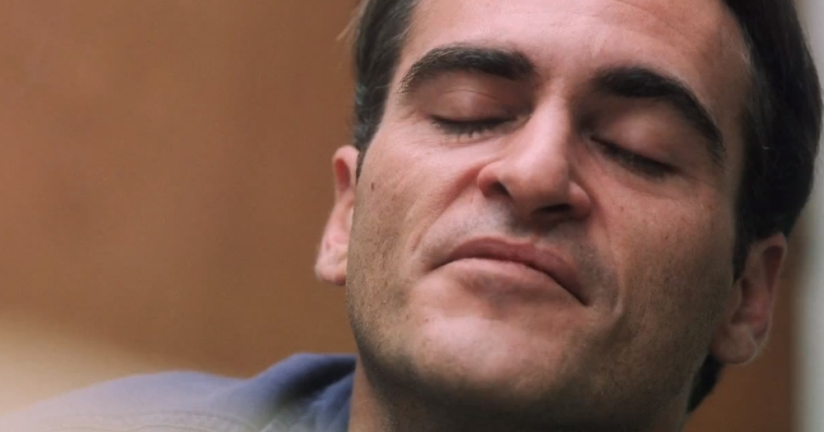 Joaquin Phoenix returns to the screen in