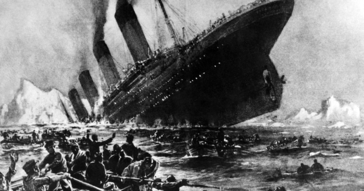 A violin played aboard the Titanic sold for record $1.45 million at an auction on Saturday.</p>