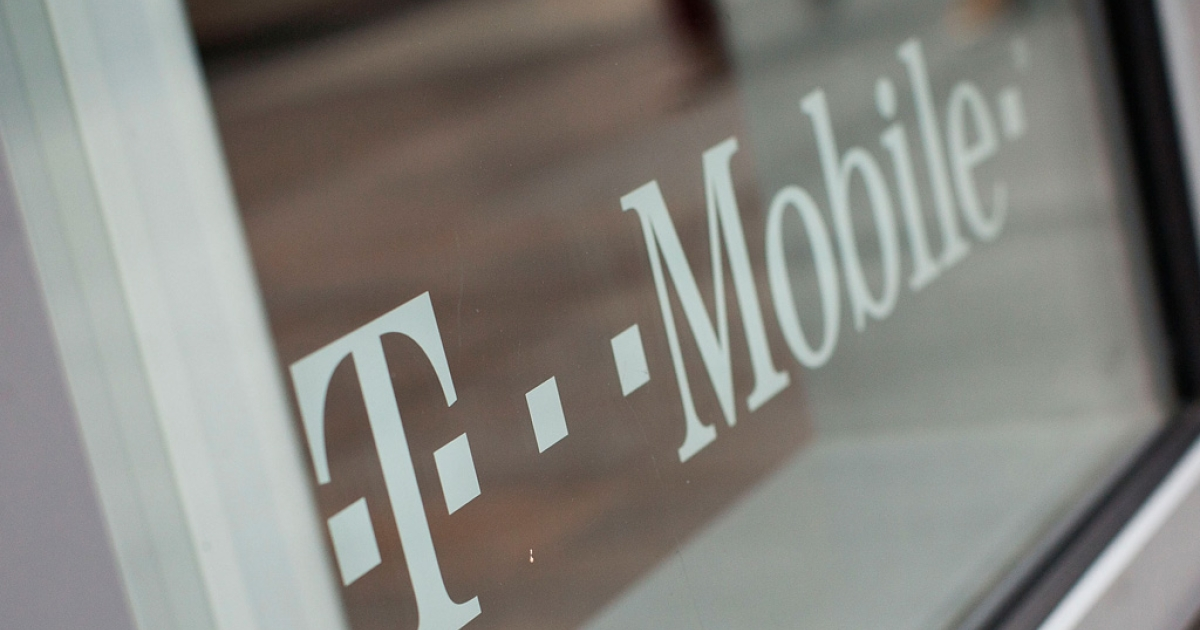 A T-Mobile store is seen at 7th Avenue and 49th Street on March 23, 2012 in New York City. T-Mobile purchased MetroPCS on October 3, 2012 to form the fourth-largest US wireless company.</p>