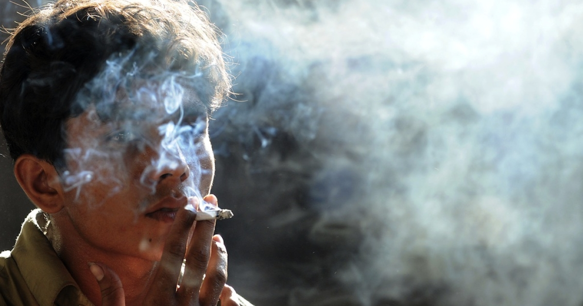 FDA issued new guidelines for tobacco companies on March 30, 2012.</p>