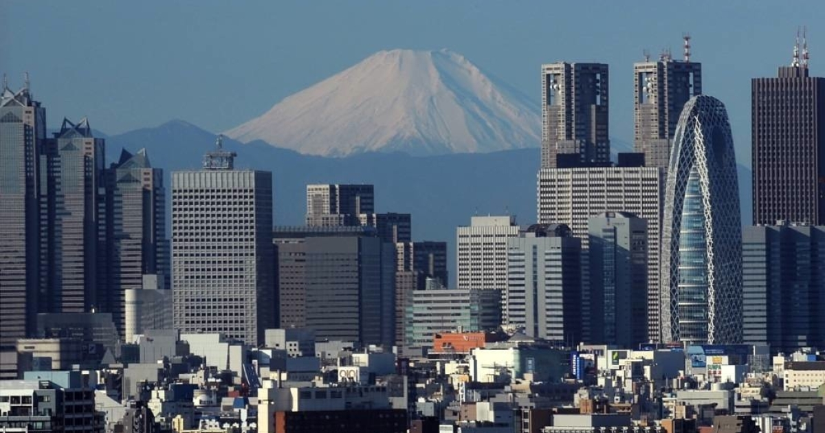 Buildings in Tokyo have to be built to strict regulations to withstand earthquakes, but a large tremor could still cause serious damage.</p>