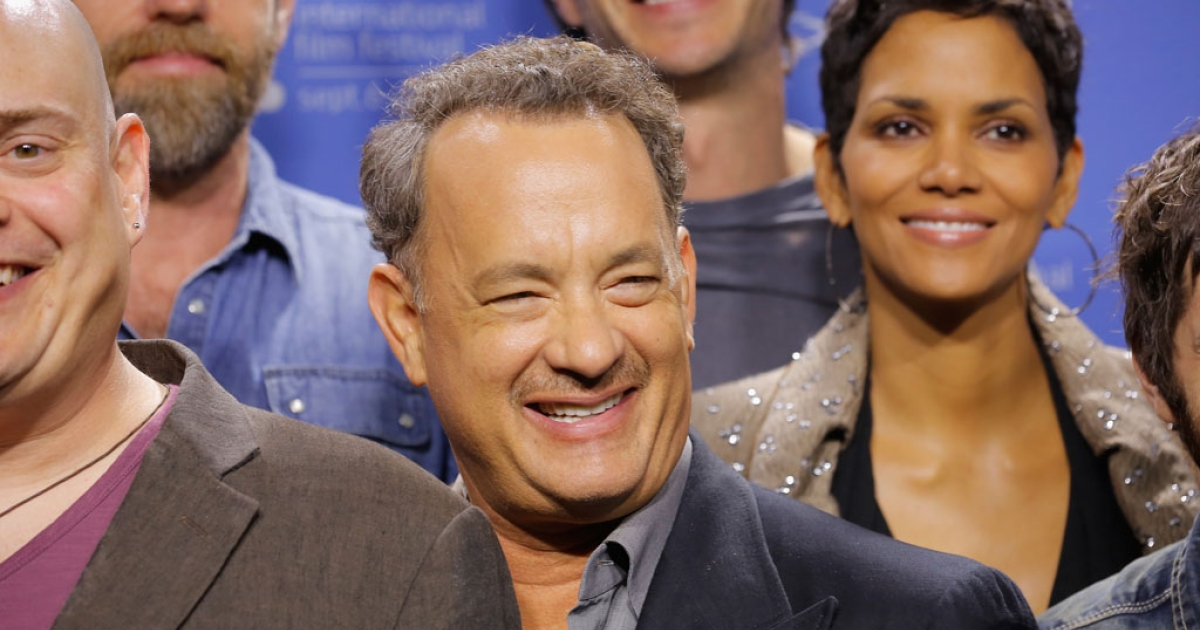 Actor Tom Hanks attends the