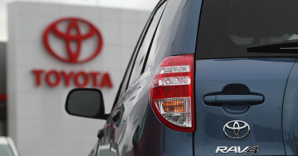 Four Japanese auto giants on April 11, 2013 announced a recall of nearly 3.4 million vehicles worldwide because of airbag problems, in the latest safety blow for the country's carmakers.</p>