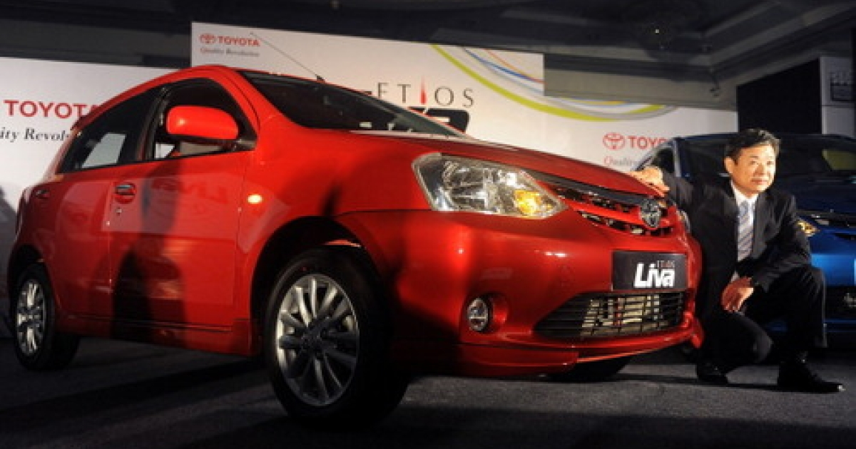 Three cars made exclusively in India -- the Toyota Etios, the Ford Figo and Maruti's Ertiga -- are making waves in export markets like Indonesia and South Africa.</p>