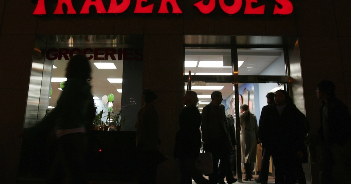 Trader Joe's has removed their Valencia Creamy Salted Peanut Butter from store shelves after the product was linked with an outbreak of Salmonella.</p>