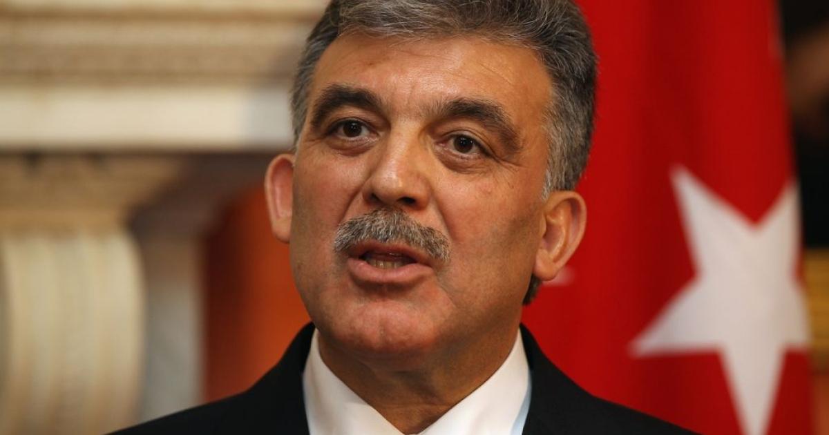 Turkish President Abdullah Gul has said