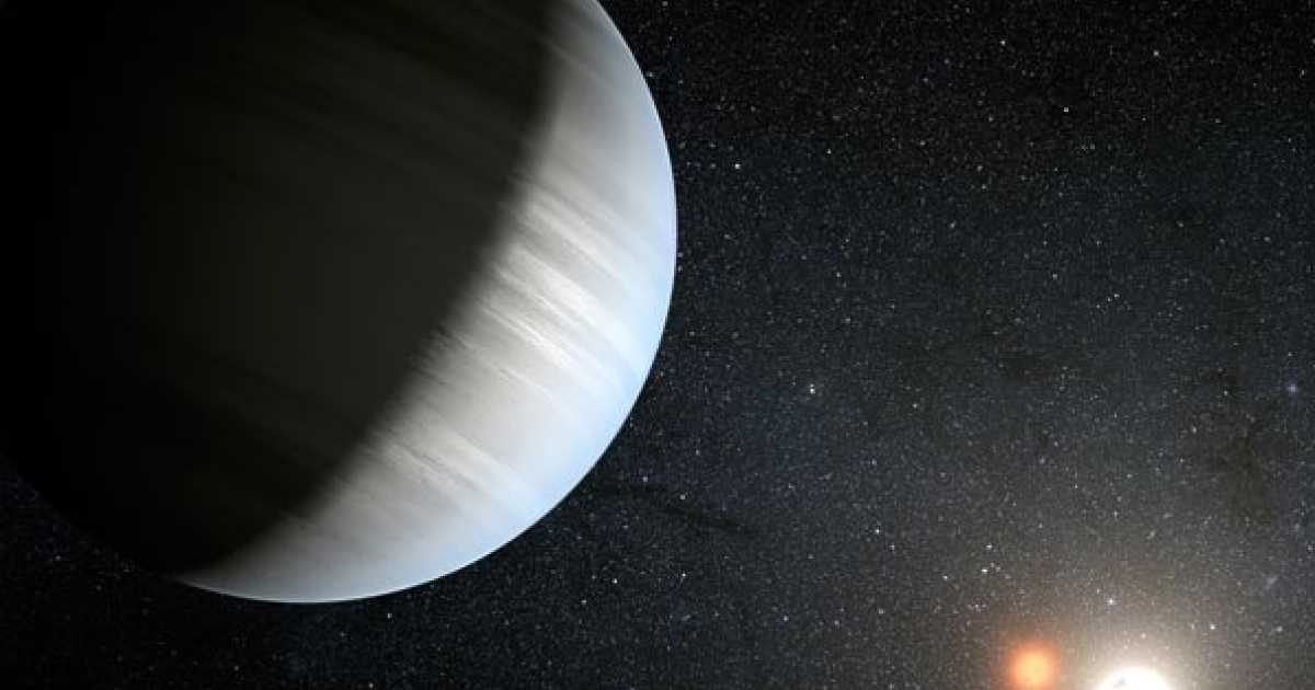 Astronomers find planets with twin stars reminiscent of Star Wars'