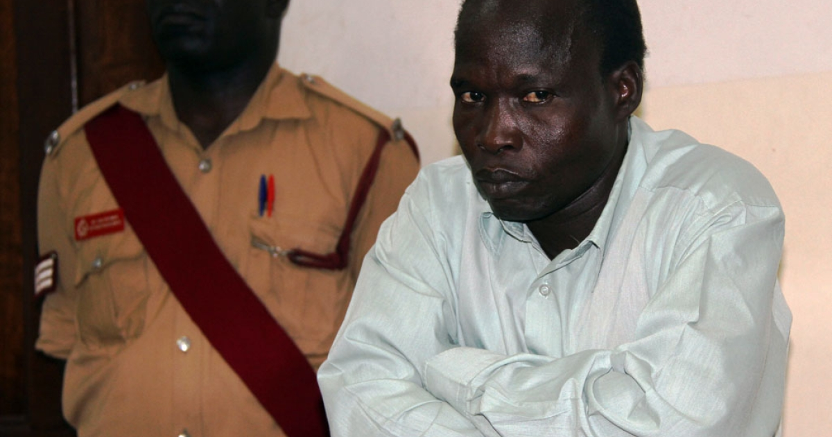 LRA commander Thomas Kwoyelo appeared in a Uganda court this week becoming the first senior leader of the rebel group to go on trial for war crimes in the conflict's more than 20-year history.</p>