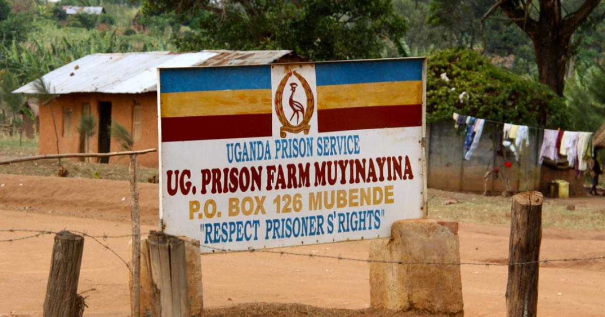 Muinaina Farm Prison in Mubende, Uganda.</p>