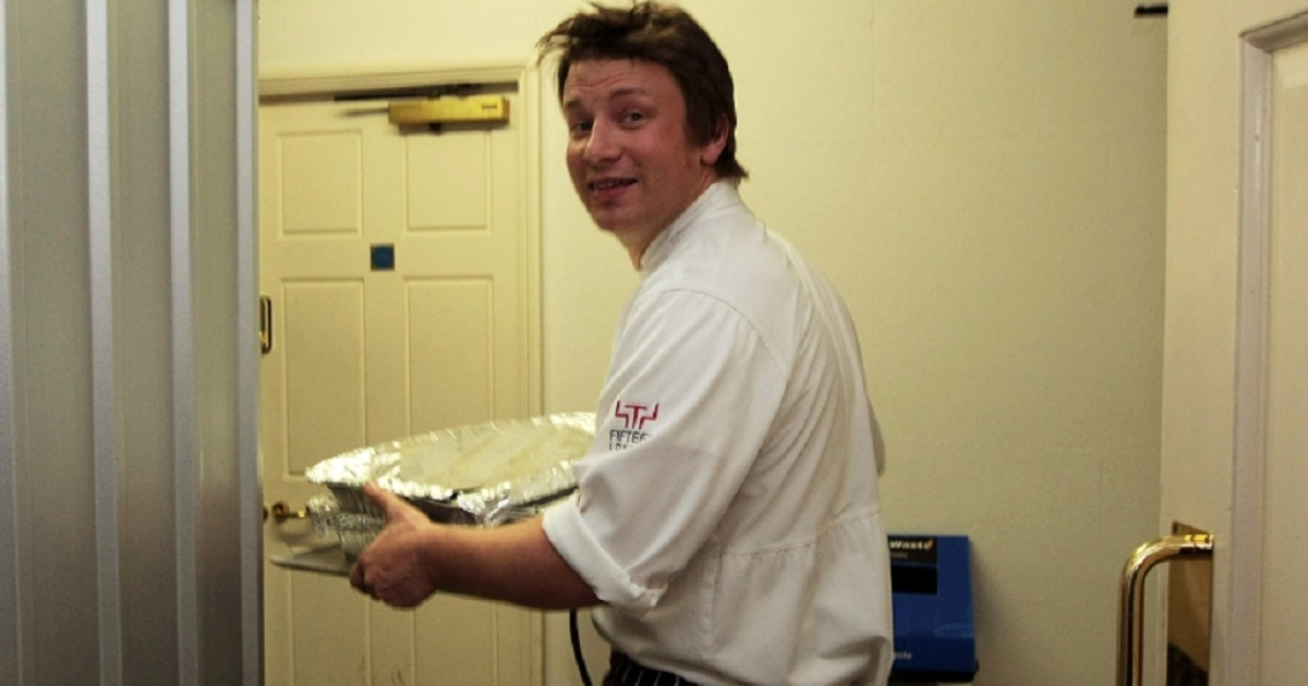 Treasure worth $1.7 million has been found at the site of celebrity chef Jamie Oliver's new restaurant in Manchester, UK.</p>