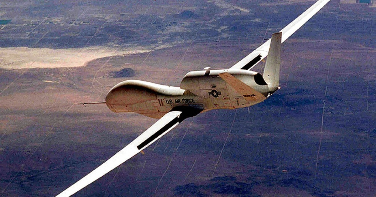 The Air Force's Global Hawk drone (AKA unmanned aerial vehicles) makes aerospace history as the first to fly unrefueled 7,500 miles across the Pacific Ocean. Pakistan has denounced the CIA's covert drone program in Pakistan after a deadly NATO strike against Pakistani troops deteriorated US-Pakistan relations.</p>
