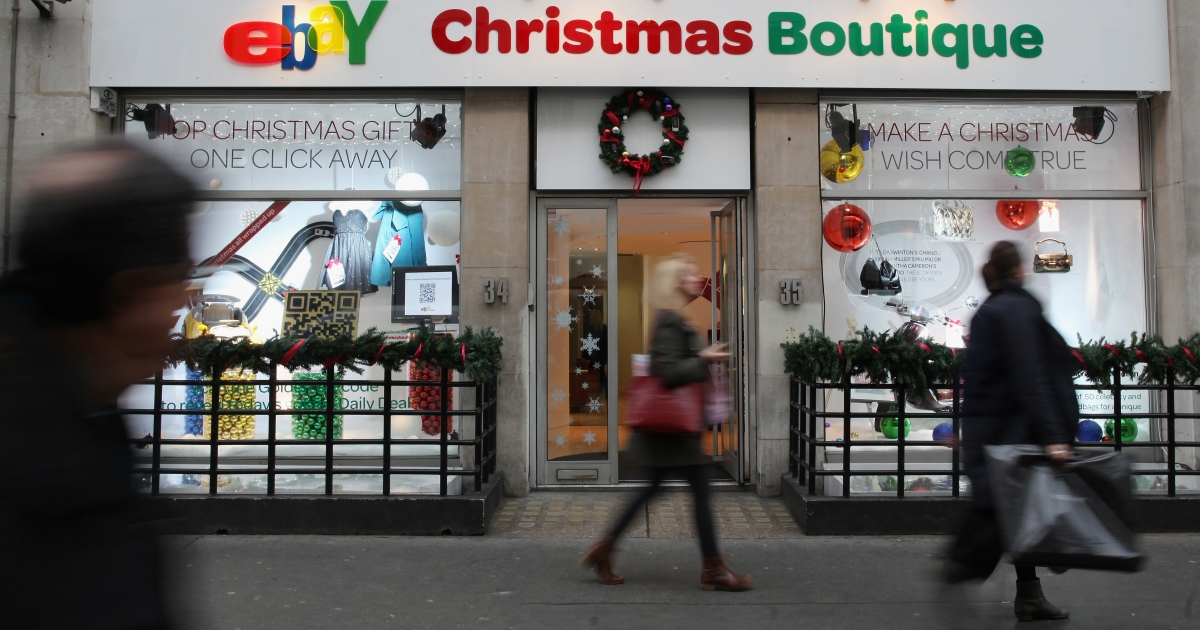 US online holiday shopping increased by 15 percent this year.</p>