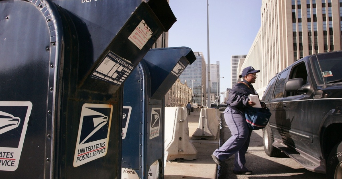 The US Postal Service is photographing and tracking every single piece of mail that it processes.</p>