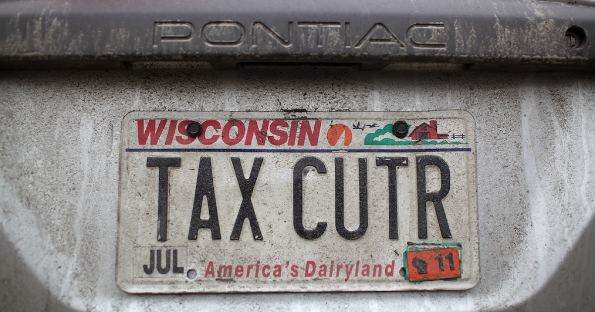 The approval process for vanity license plates can be inconsistent.</p>
