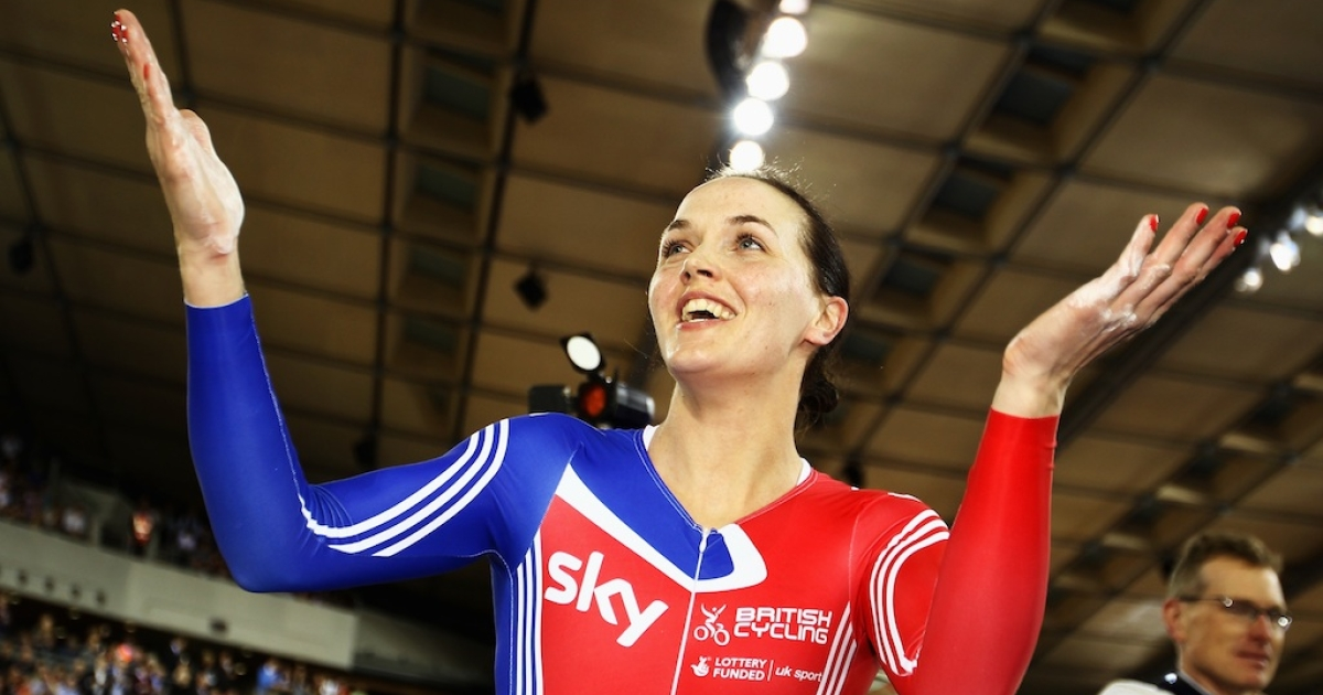 Victoria Pendleton and her fellow British track cyclists hope heated pants will help them gain precious seconds in their London races.</p>