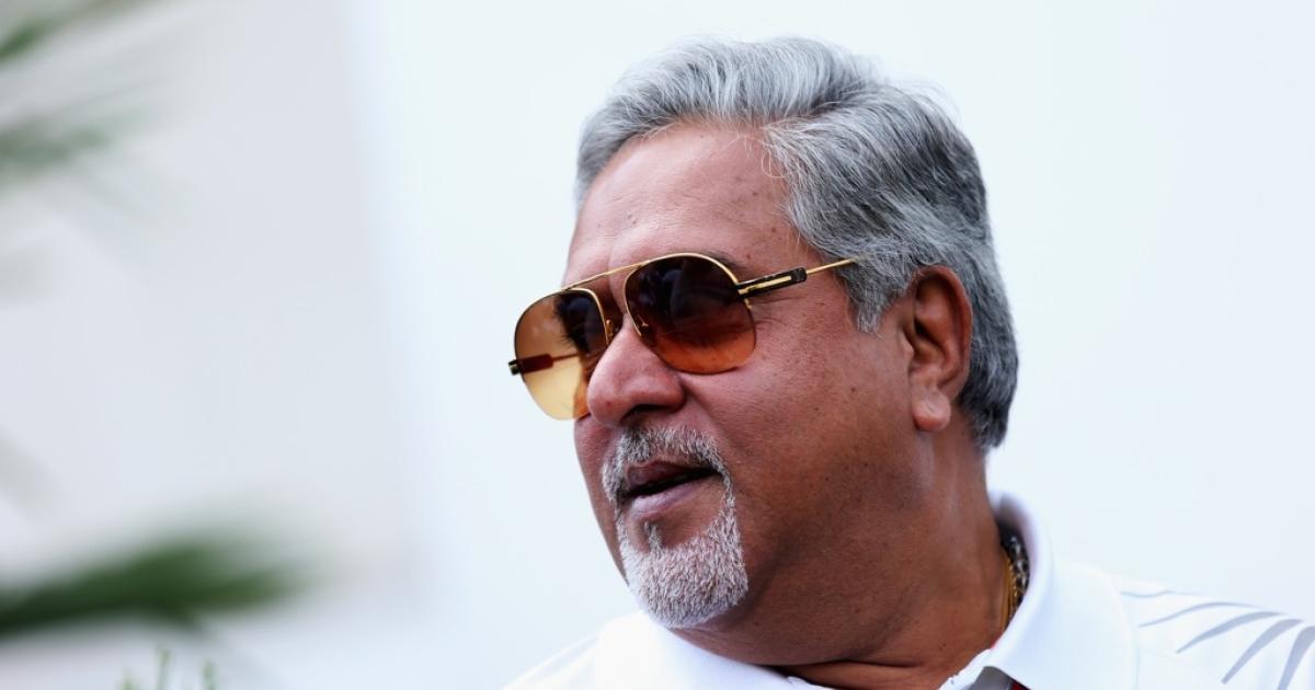 Vijay Mallya on July 28, 2012 in Budapest, Hungary.</p>