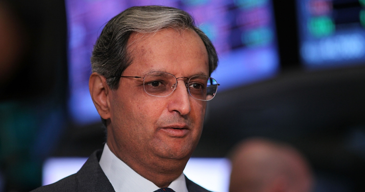 Citigroup's CEO Vikram Pandit resigned abruptly on October 16, 2012, after steering the bank through the financial crisis.</p>