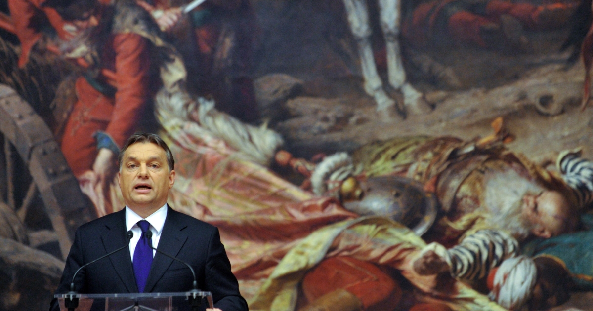 The government of Prime Minister Viktor Orban has been accused of undermining the independence of Hungary's central bank.</p>